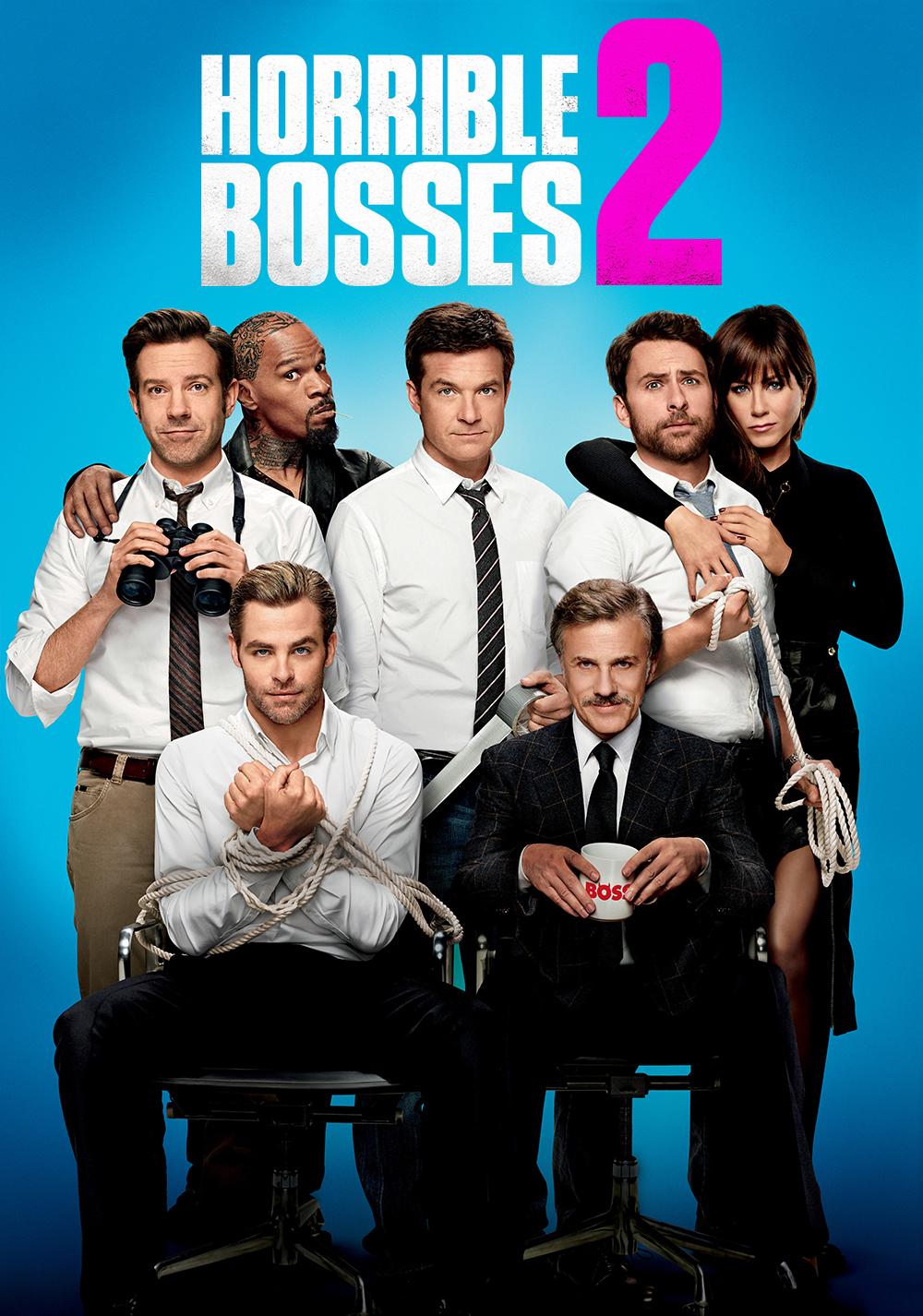 Horrible Bosses 2 Poster 2014