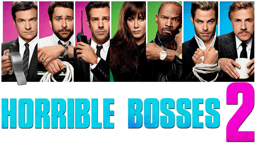 Horrible Bosses 2 Stream