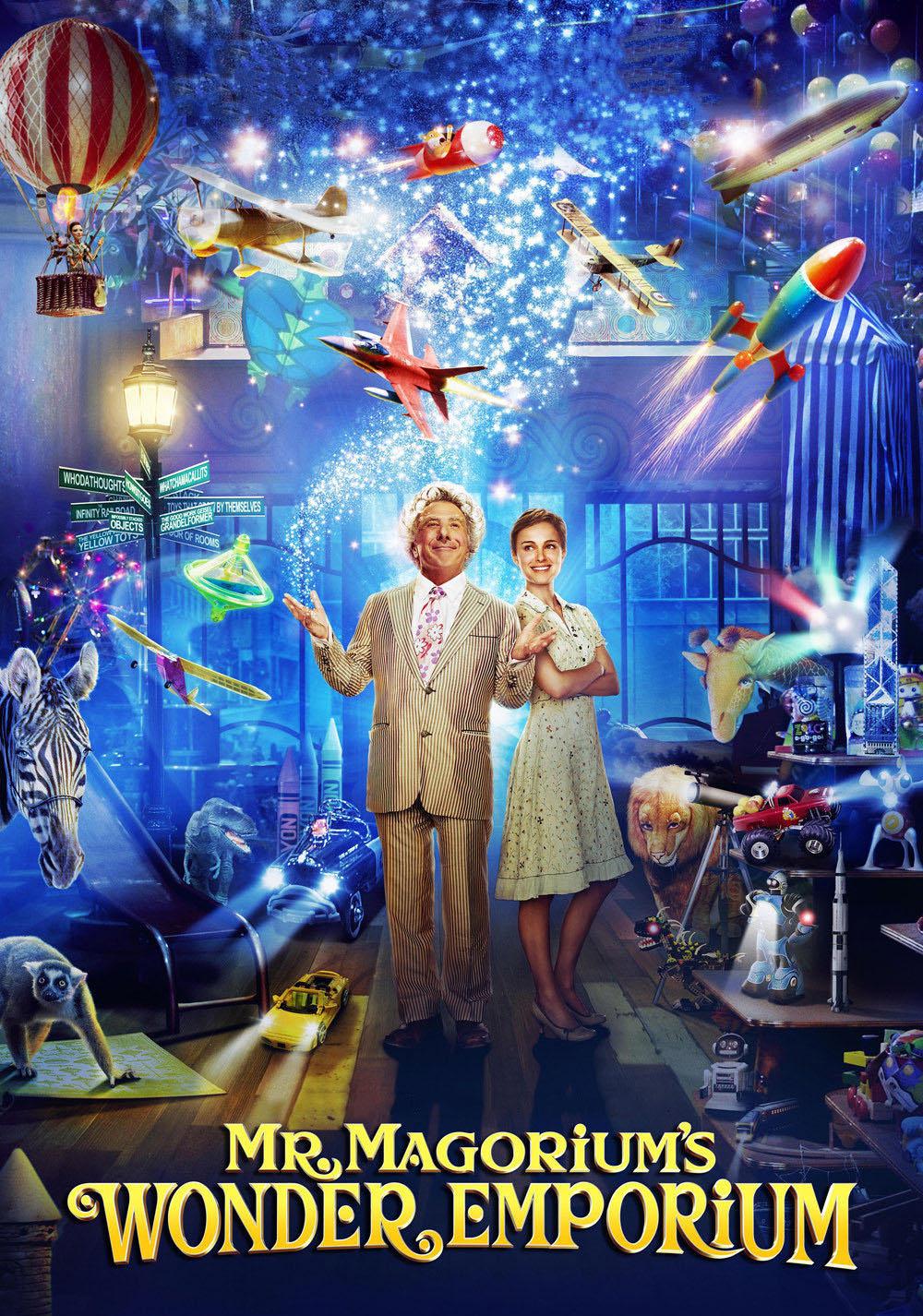 Movie Poster nanny mcphee movie poster : Mr. Magoriumu0026#39;s Wonder Emporium : Movie fanart : fanart.tv