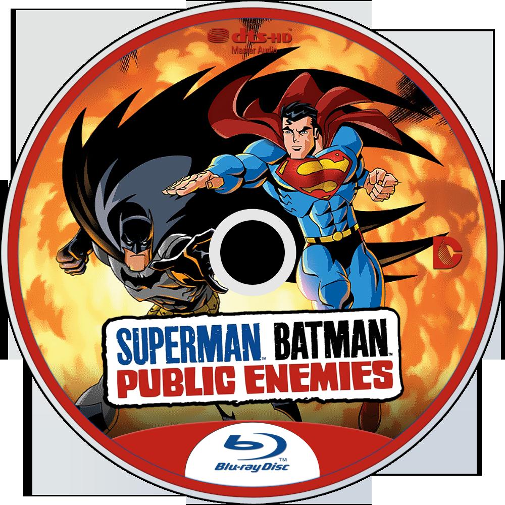 superman batman public enemies vf