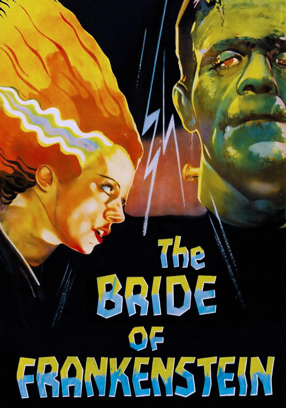 Bride of Frankenstein | Movie fanart | fanart.tv