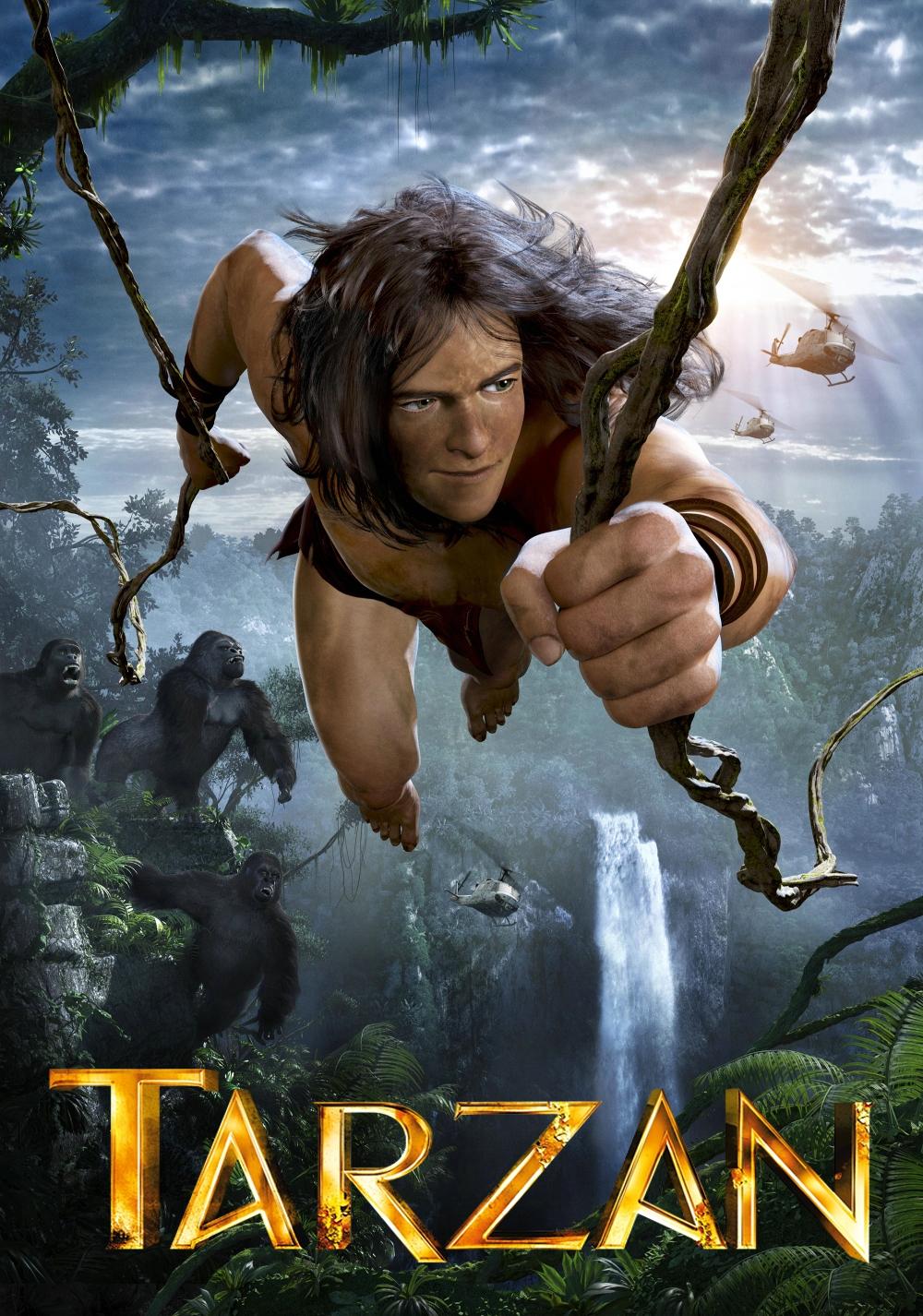 Tarzan Film 2019