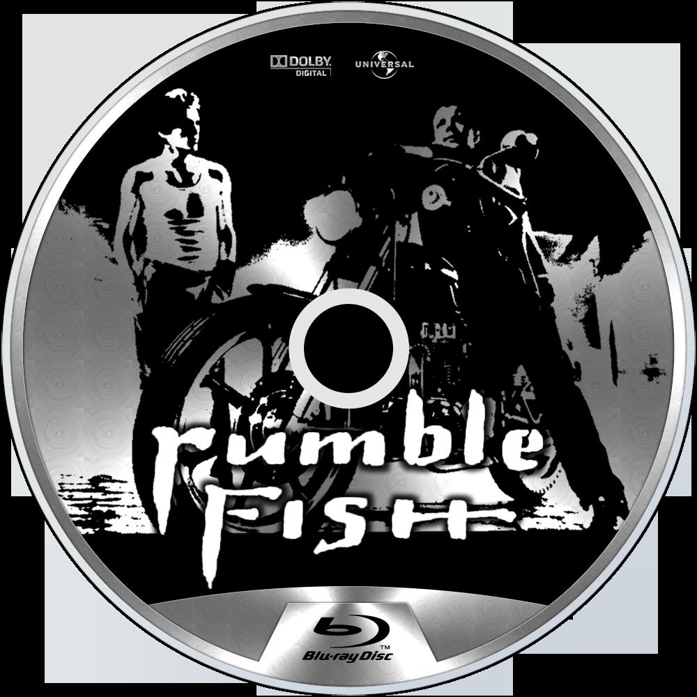 Rumble fish movie fanart for Rumble fish movie