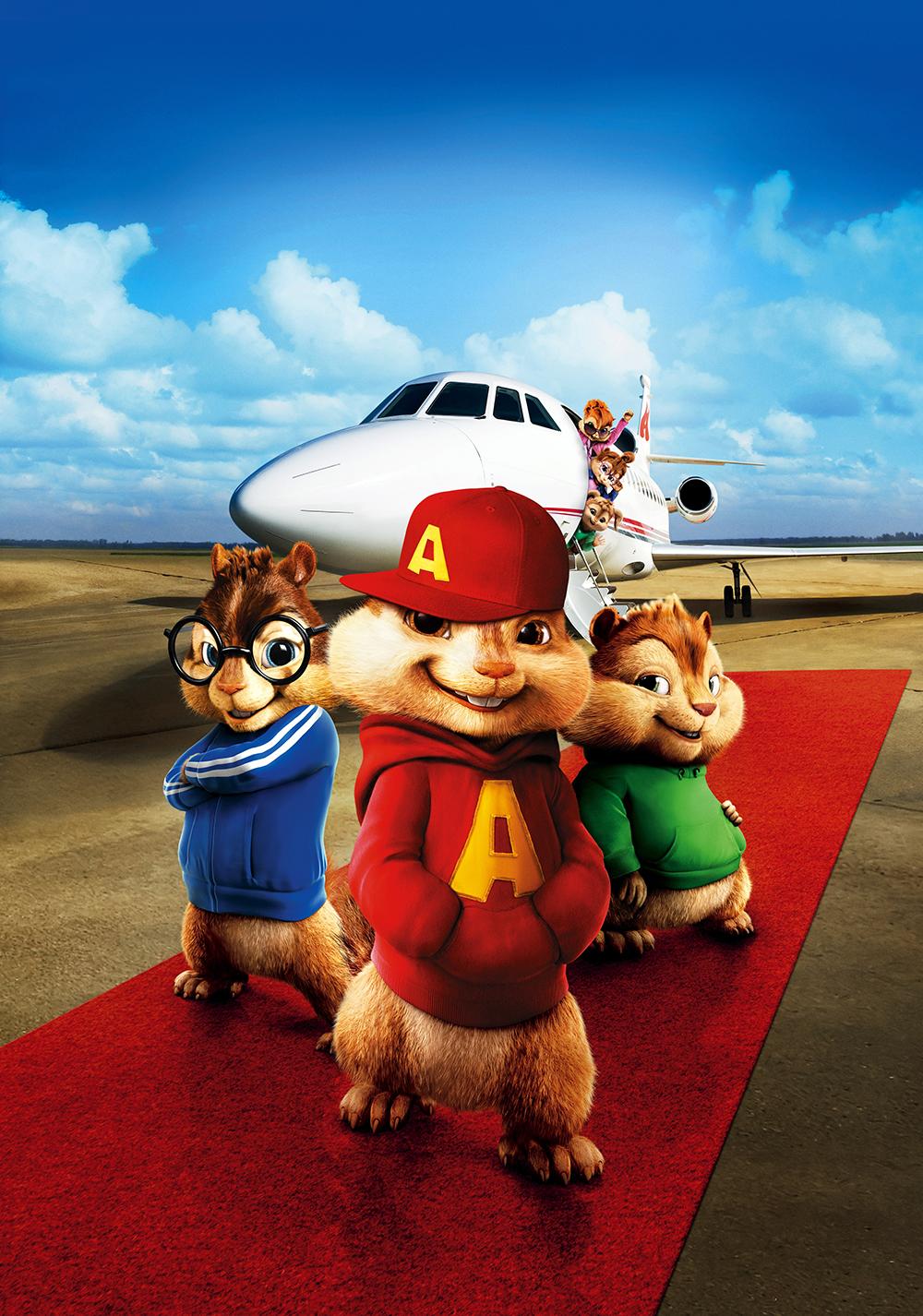 Alvin And The Chipmunks The Squeakquel Movie Fanart Fanart Tv