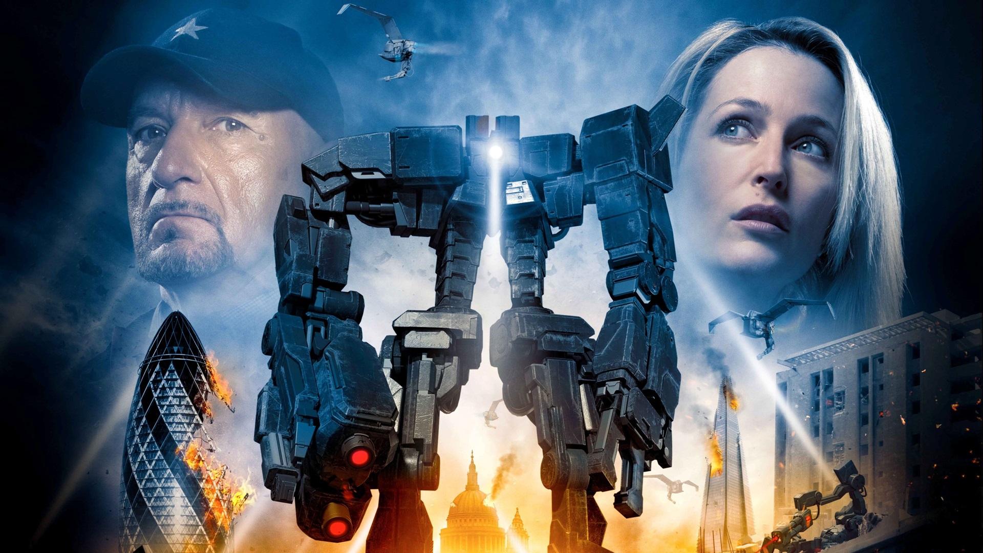 Robot Overlords   Movie fanart   fanart tv