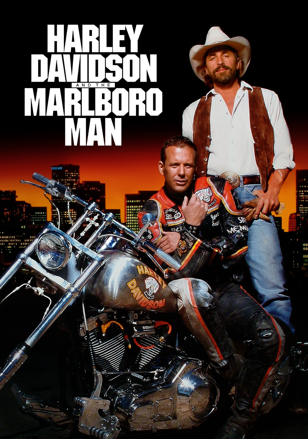 Harley Davidson And The Marlboro Man Movie Fanart Fanart Tv