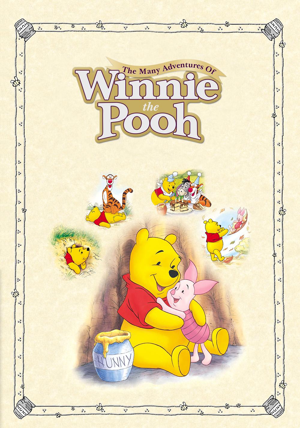 The Many Adventures of Winnie the Pooh  Movie fanart  fanart.tv