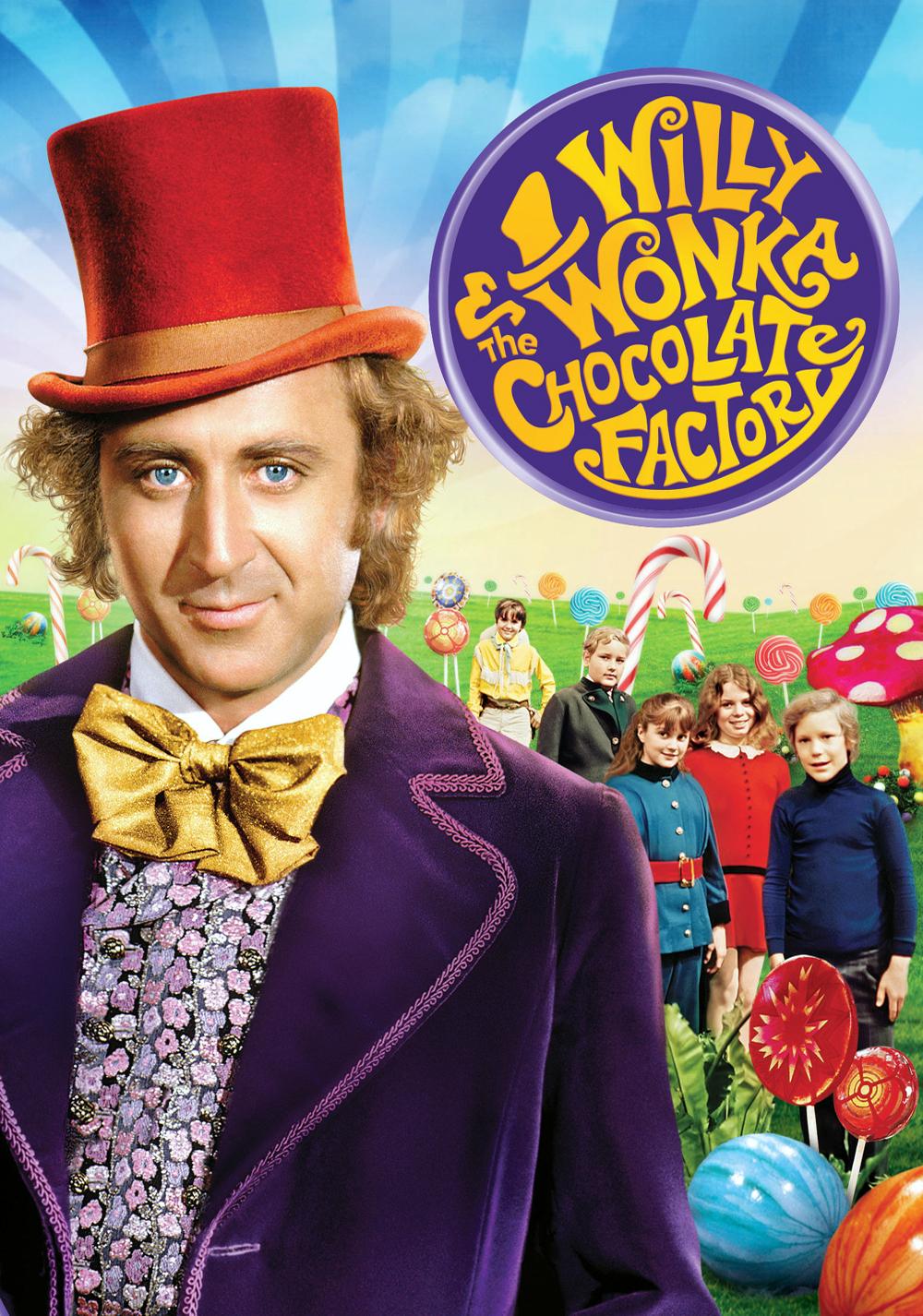 willy wonka amp the chocolate factory movie fanart fanarttv