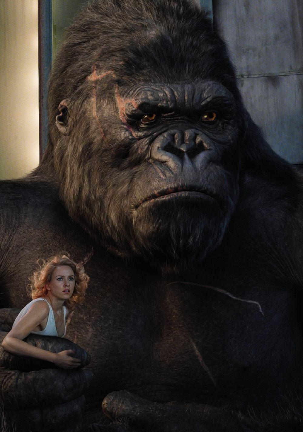 king kong movie fanart fanarttv