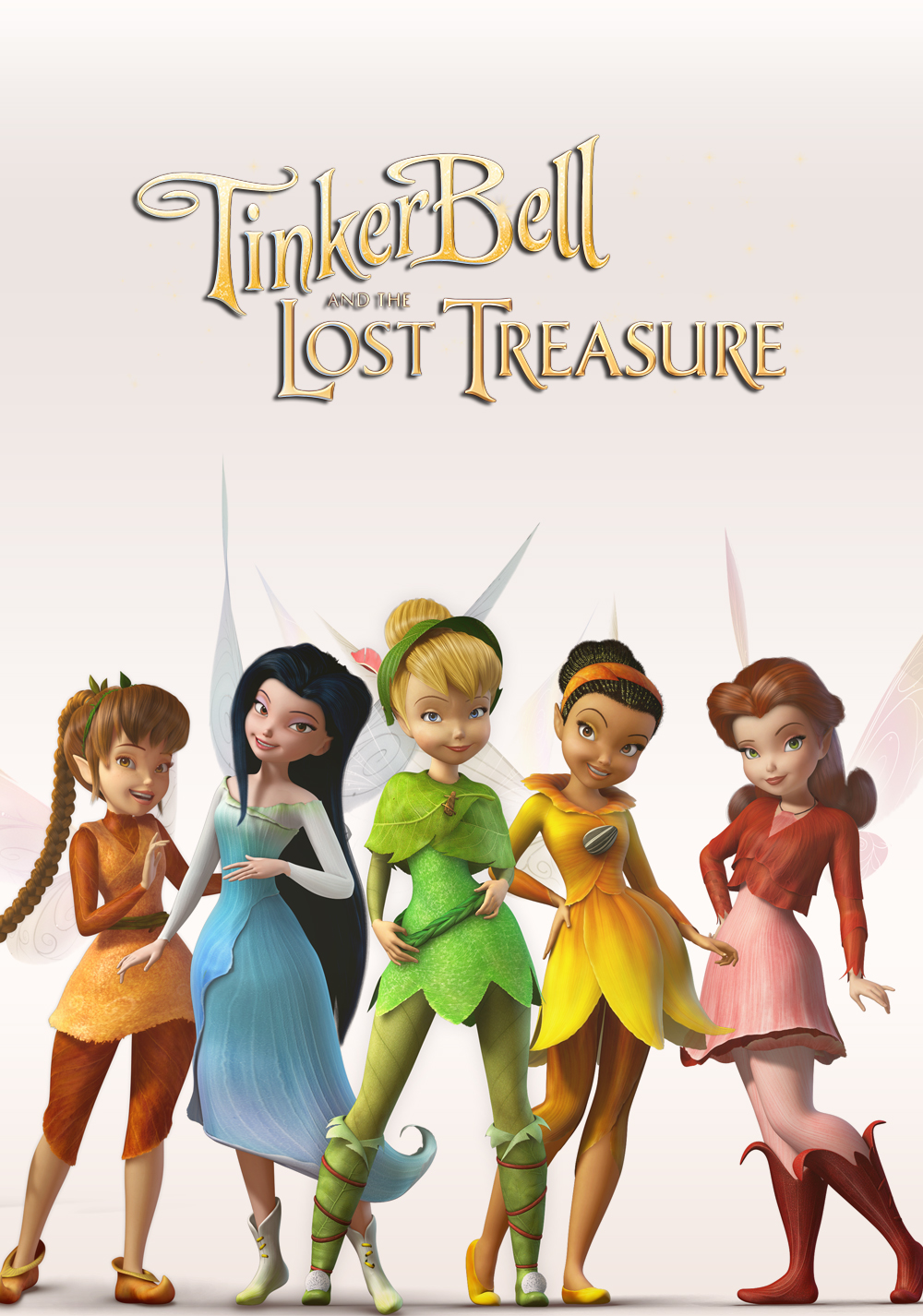 tinker bell and the lost treasure movie fanart fanarttv