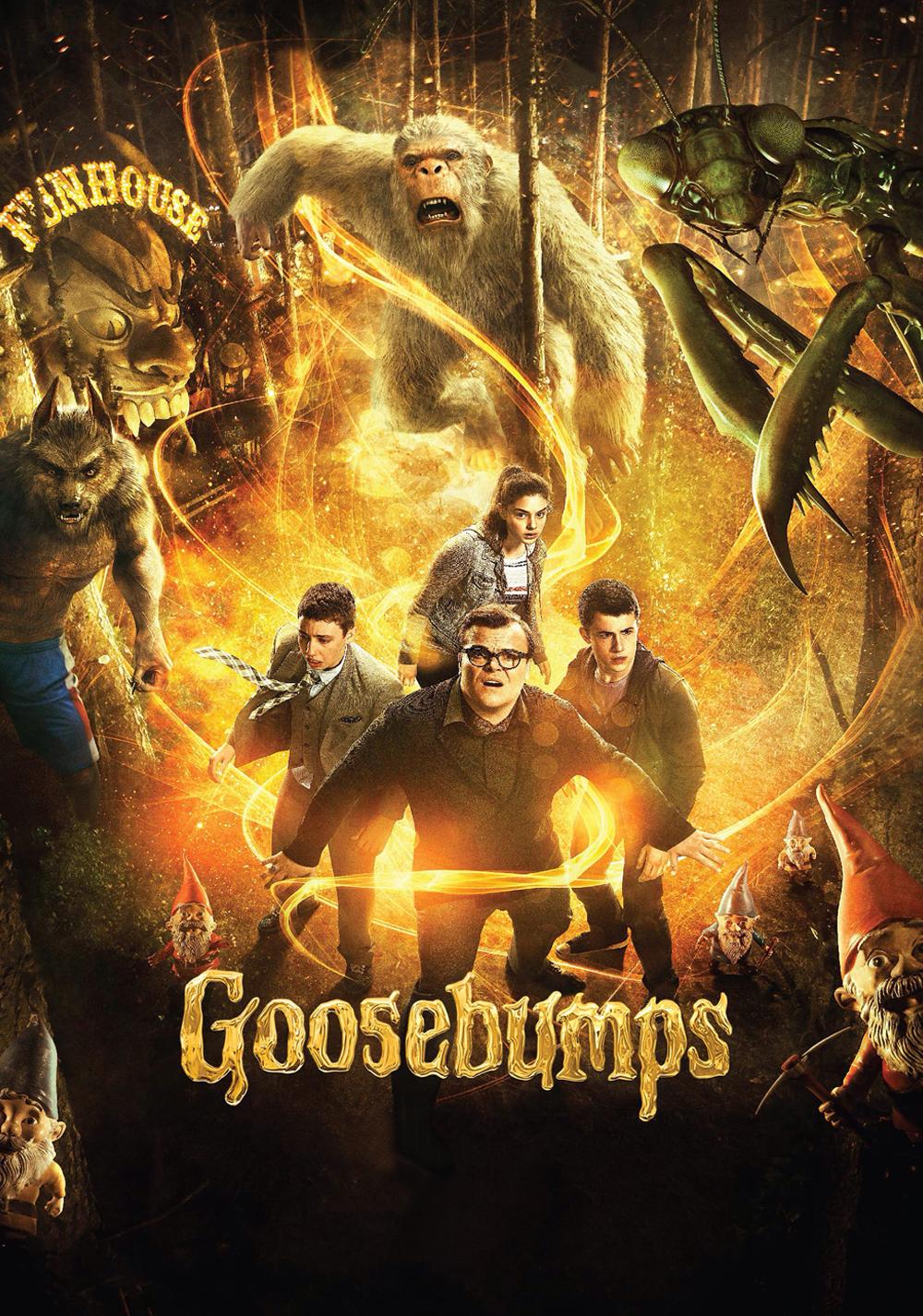 Goosebumps Film