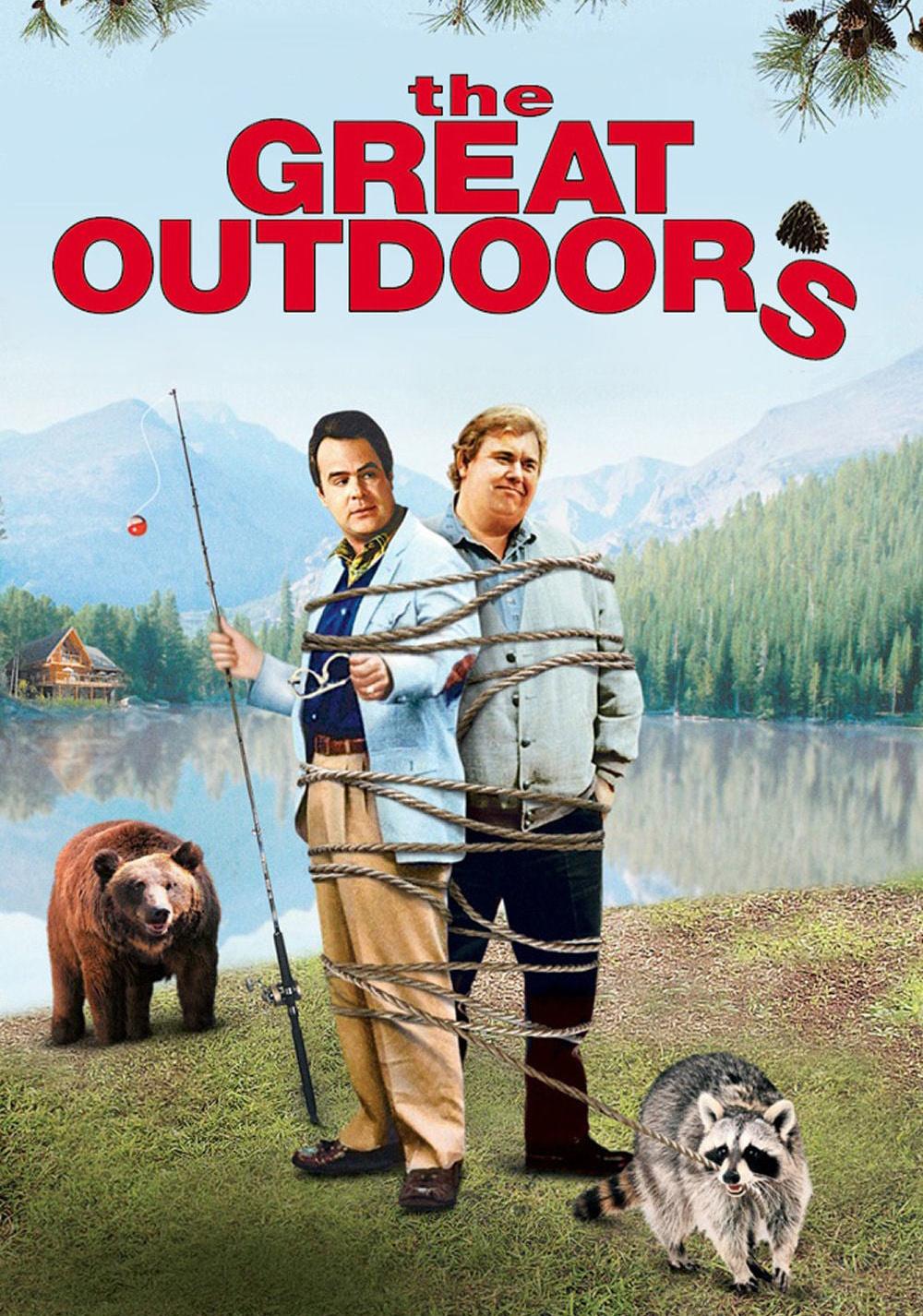 The Great Outdoors | Movie fanart | fanart.tv