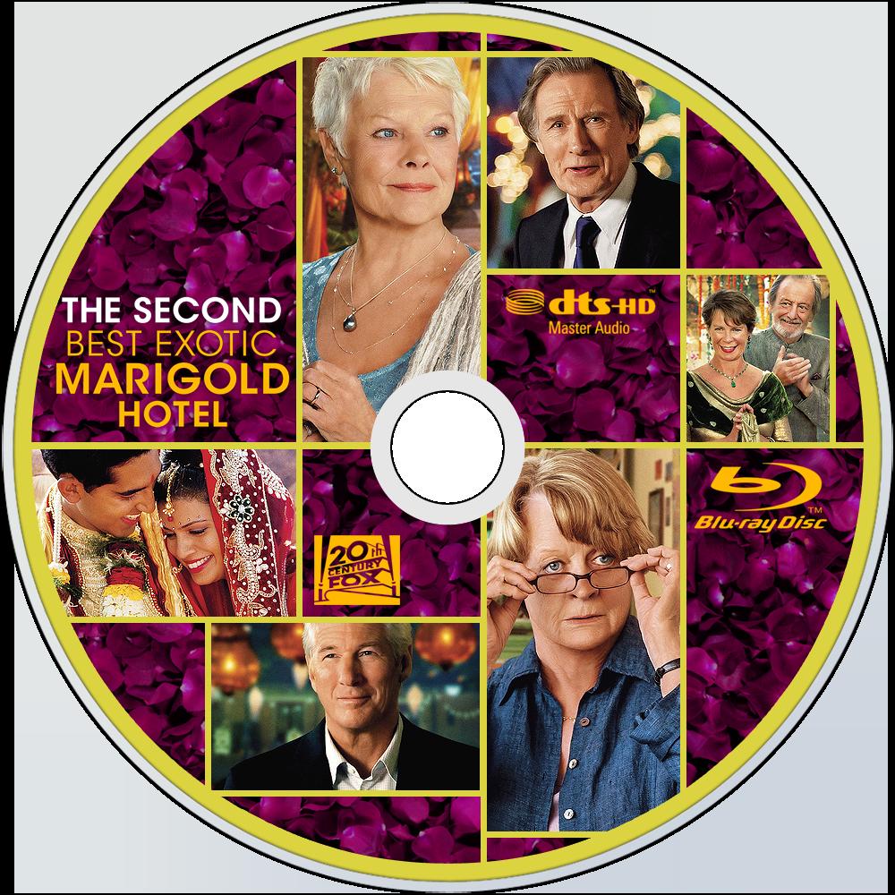 The second best exotic marigold hotel movie fanart fanart tv