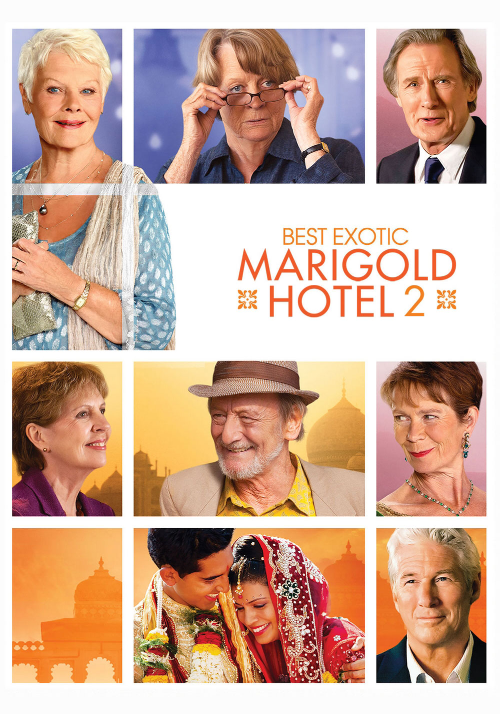 Marigold Hotel Film