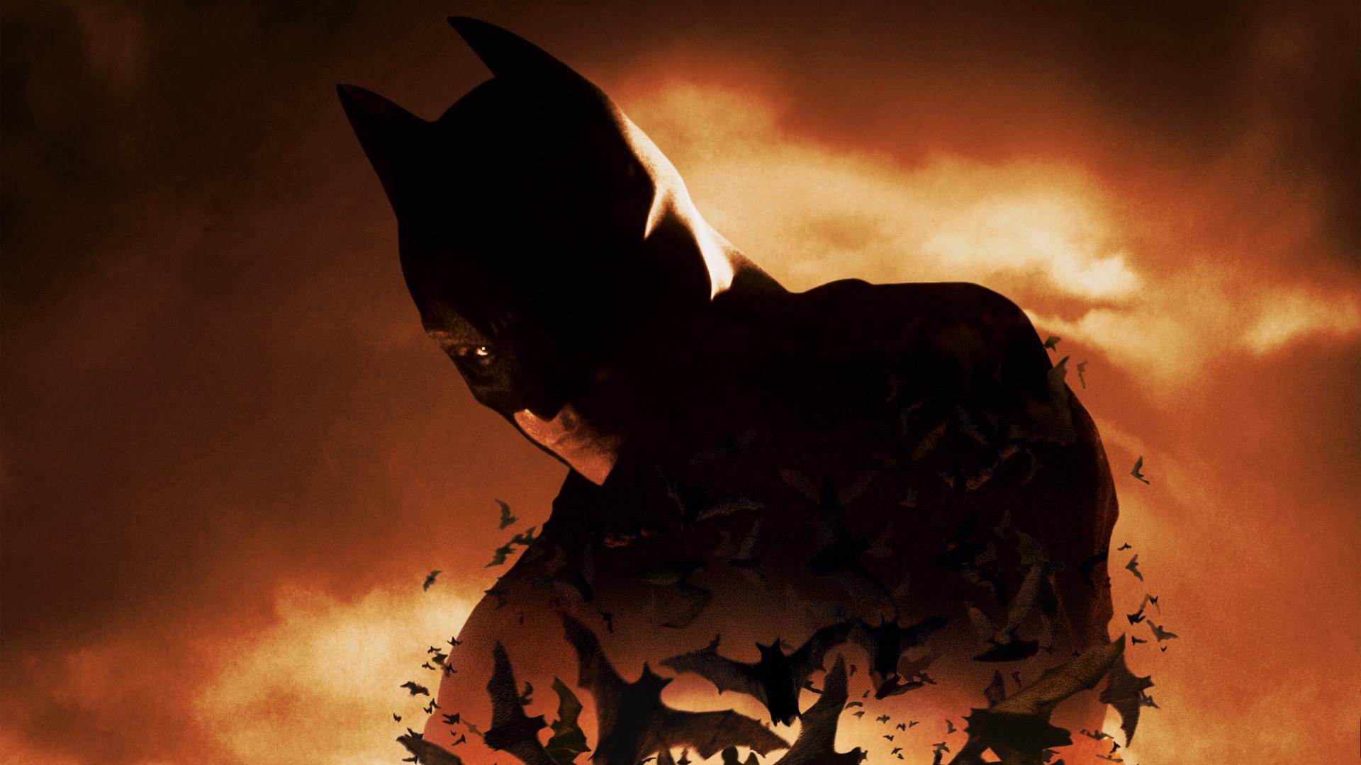 Batman Begins   Movie fanart   fanart.tv
