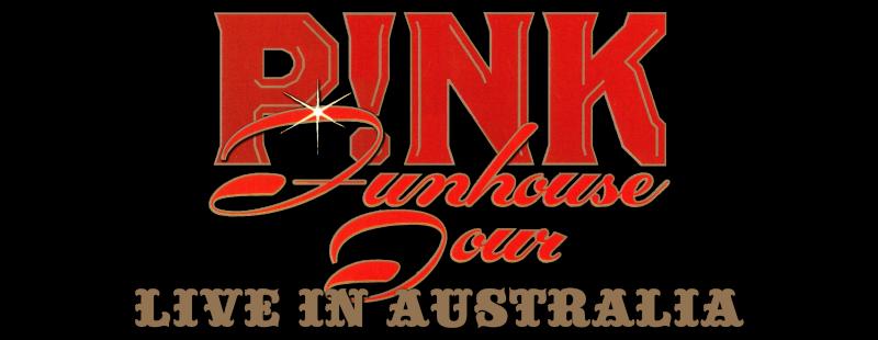pink funhouse tour live in australia 1080p tv