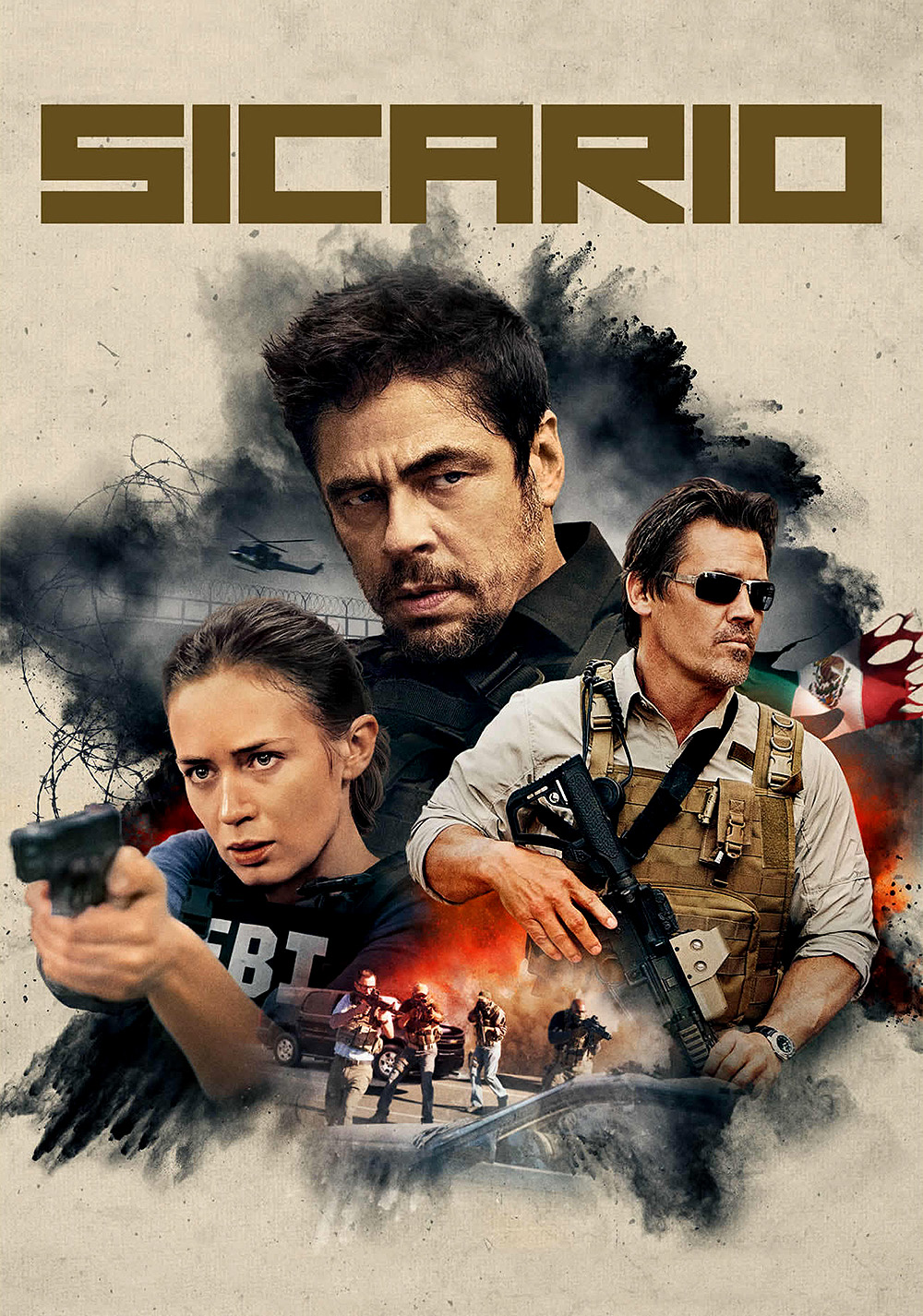 Sicario | Movie fanart...