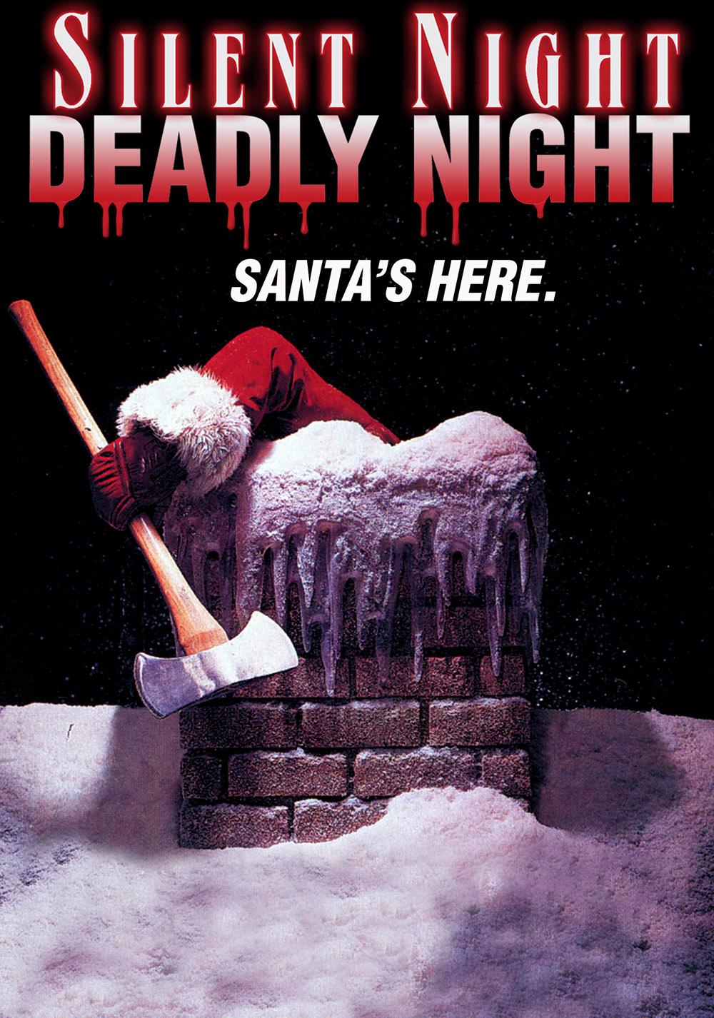 silent night deadly night movie fanart fanarttv