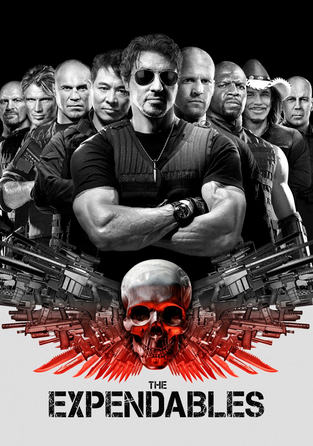 The Expendables : Movie fanart : fanart.tv