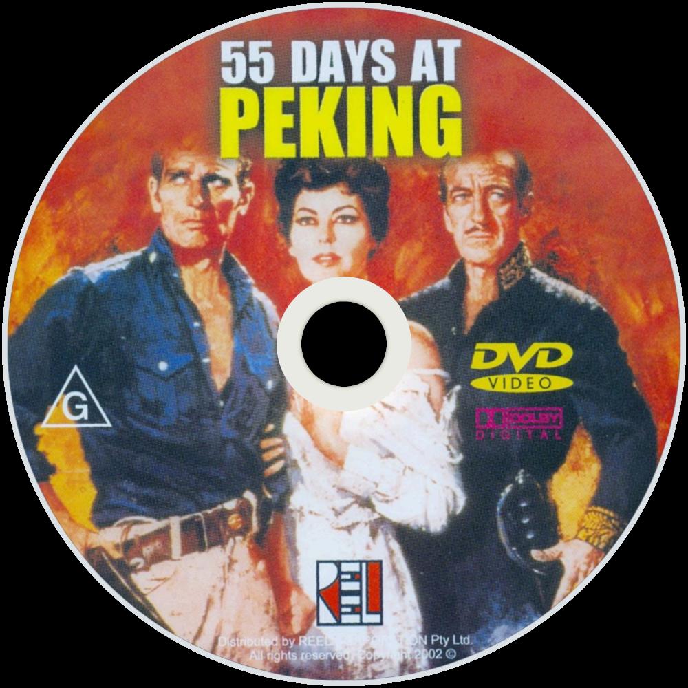 55 days at peking movie fanart fanarttv