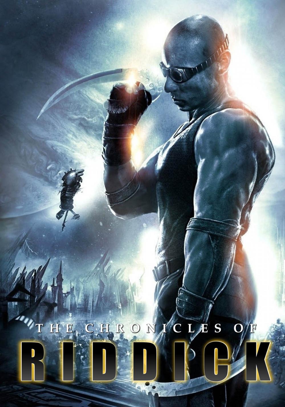 The Chronicles of Riddick | Movie fanart | fanart.tv