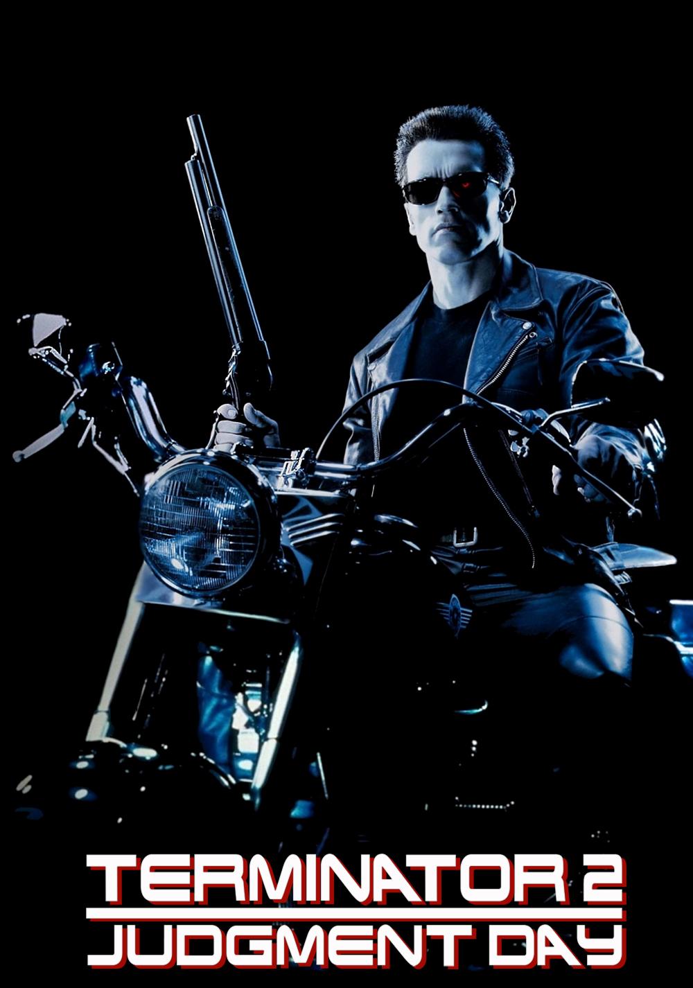 terminator 2 Terminator 2: judgment day 3d in us theaters july 3, 1991 starring arnold schwarzenegger, linda hamilton, edward furlong, robert patrick arnold schwarzenegger.