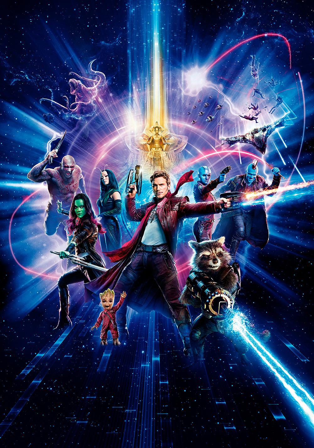 guardians of the galaxy vol 2 movie fanart fanarttv