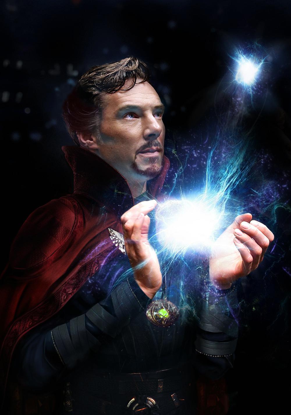 Doctor Strange | Movie fanart | fanart.tv  Doctor Strange ...