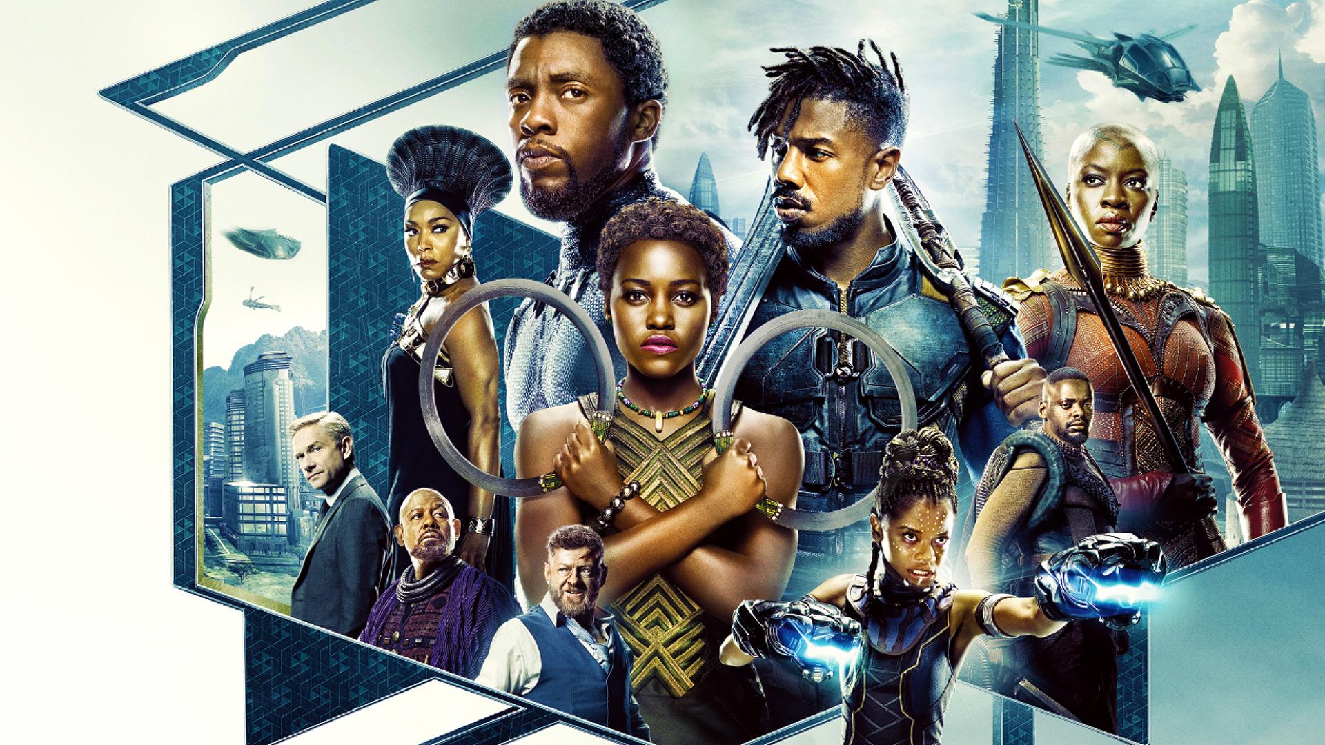 Movie Fanart: Black Panther