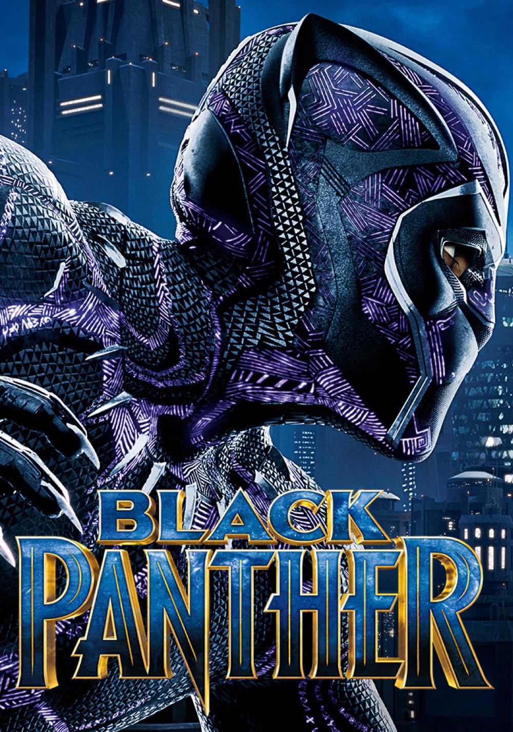 Black Panther Movie Poster Download
