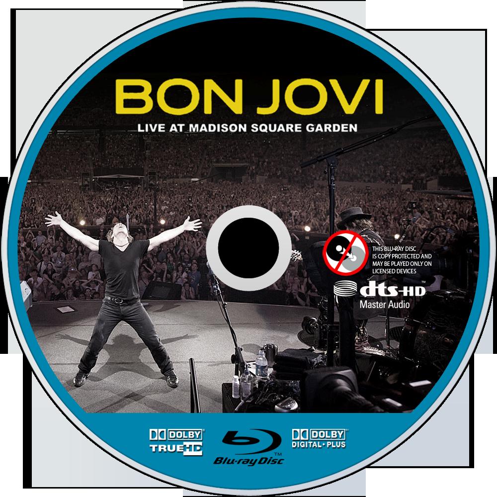 Bon Jovi Live At Madison Square Garden Movie Fanart
