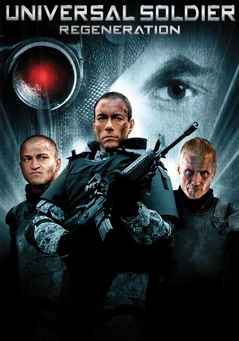 Universal Soldier Regeneration  Movie Fanart  Fanarttv-5303