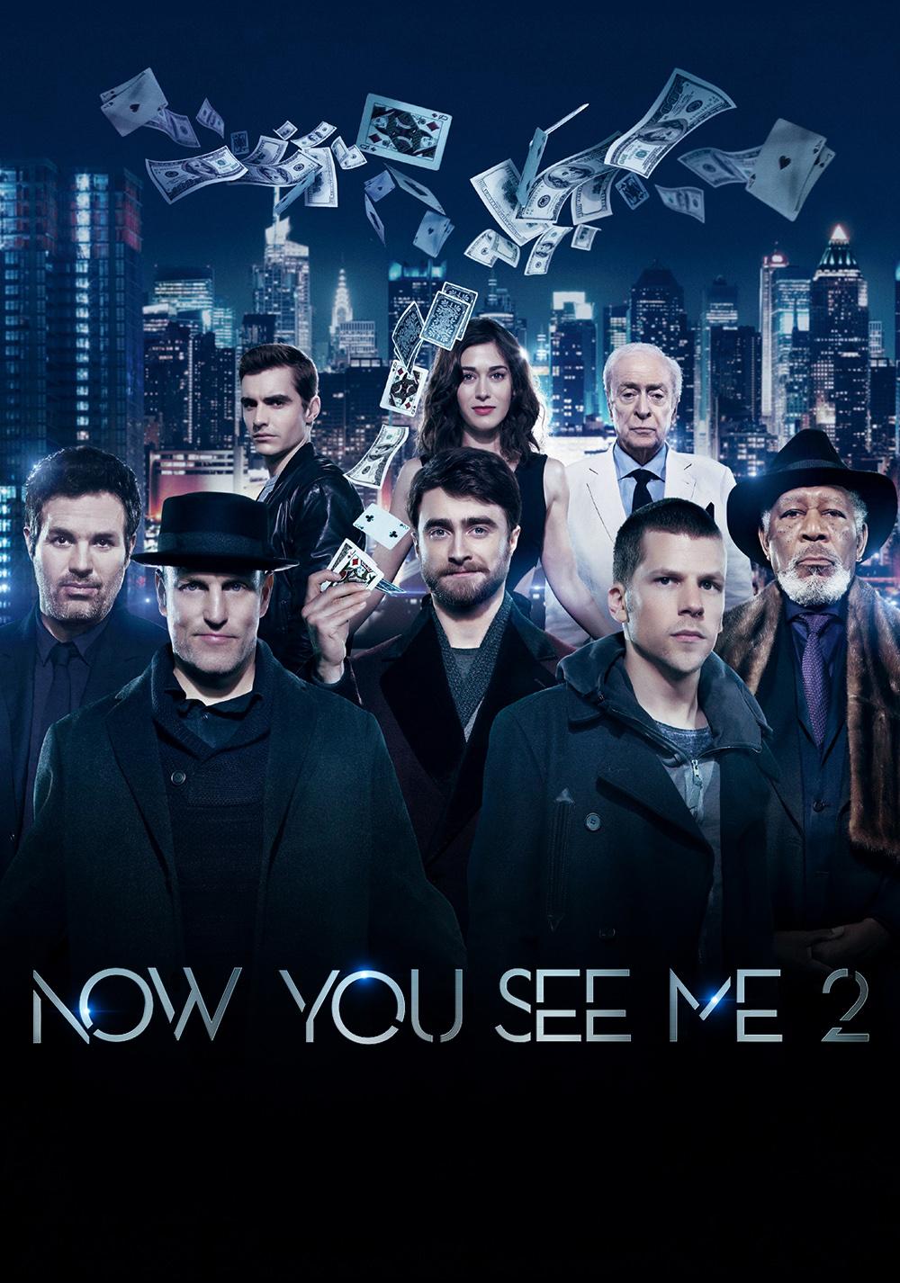 Now You See Me 2 Movie Fanart Fanart Tv