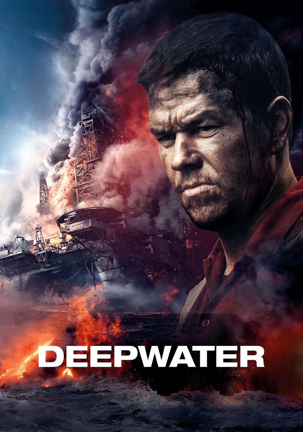 Environmental Impact of the Deepwater Horizon Oil Spill |Deepwater Horizon Movie Poster