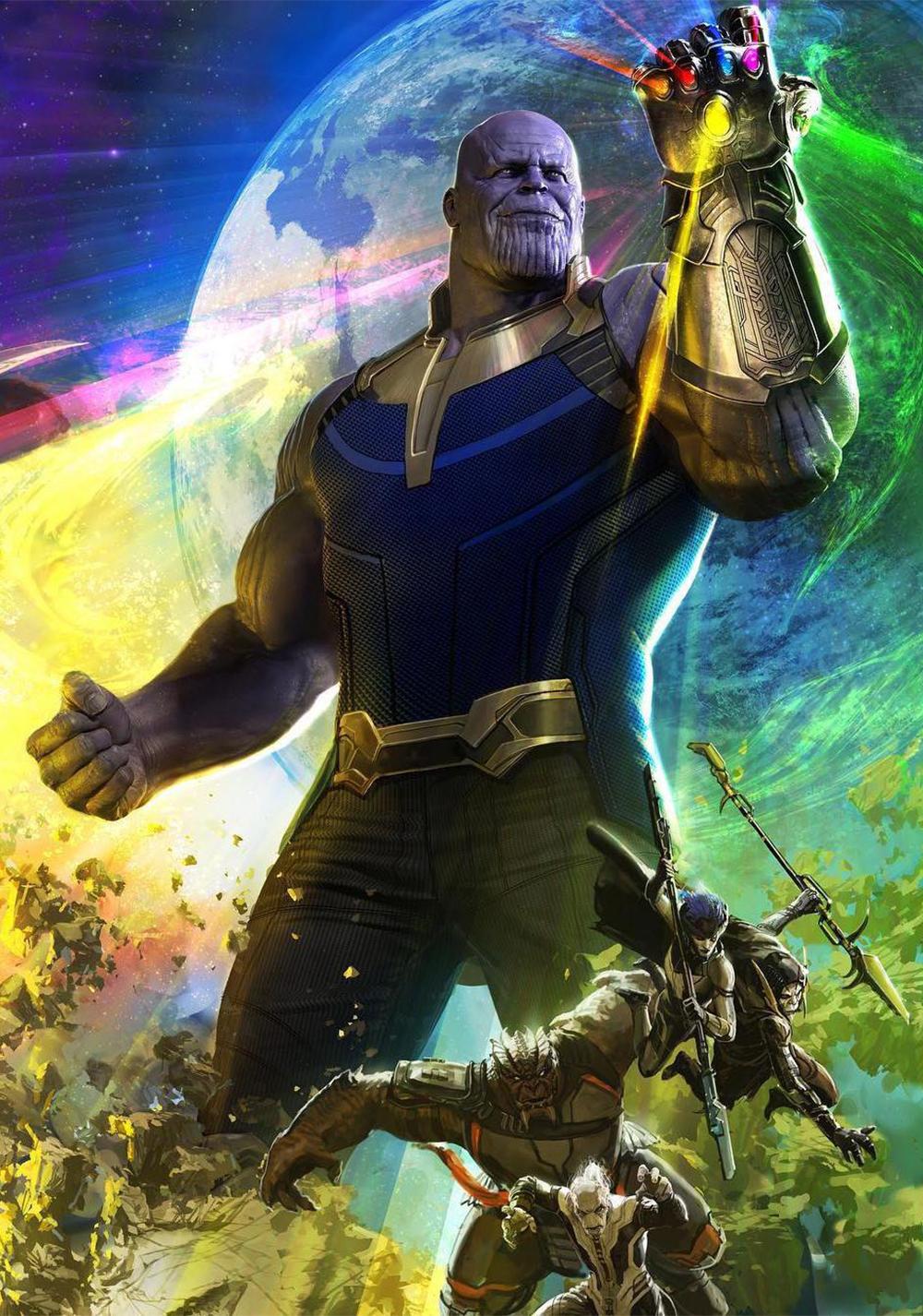 avengers infinity war  movie fanart  fanarttv