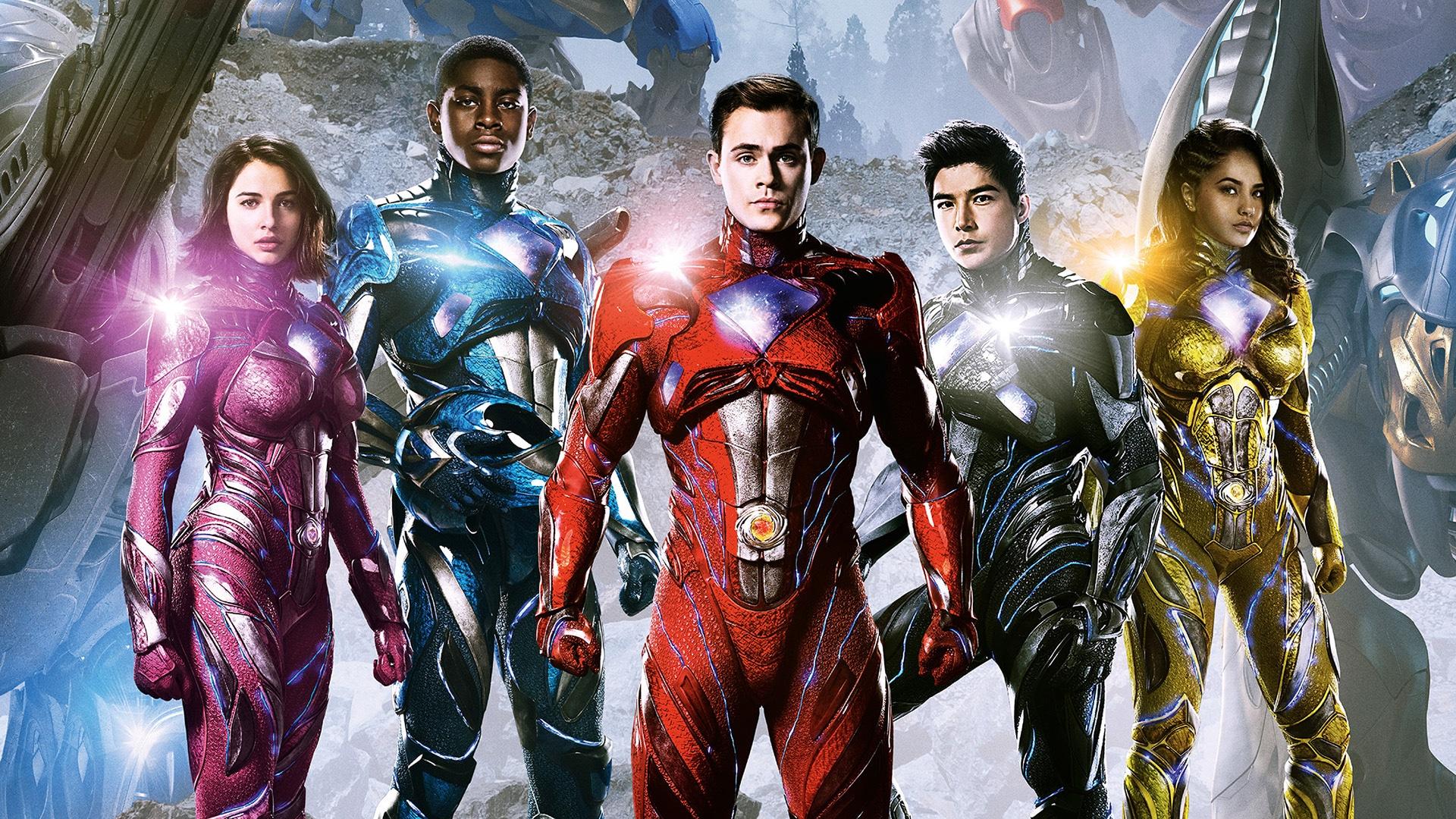 Power Rangers | Movie fanart | fanart.tv