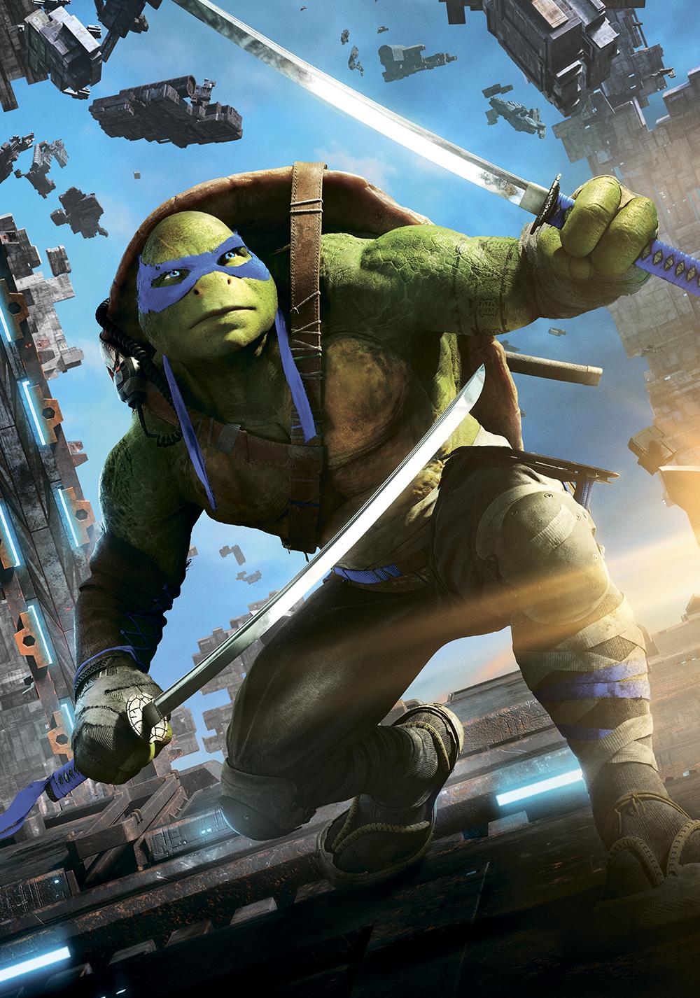 Teenage Mutant Ninja Turtles 2 | Movie fanart | fanart.tv