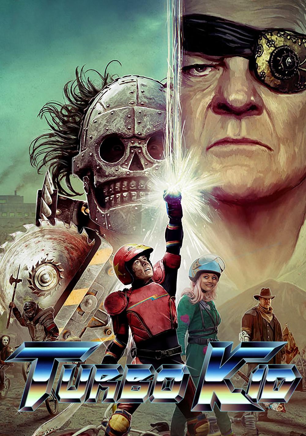 turbo kid | movie fanart | fanart.tv
