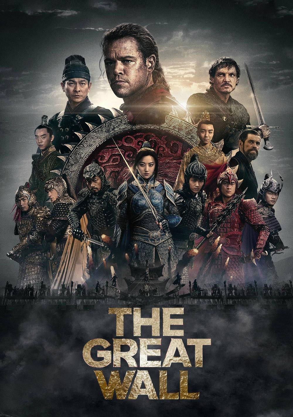 The Great Wall | Movie fanart | fanart.tv