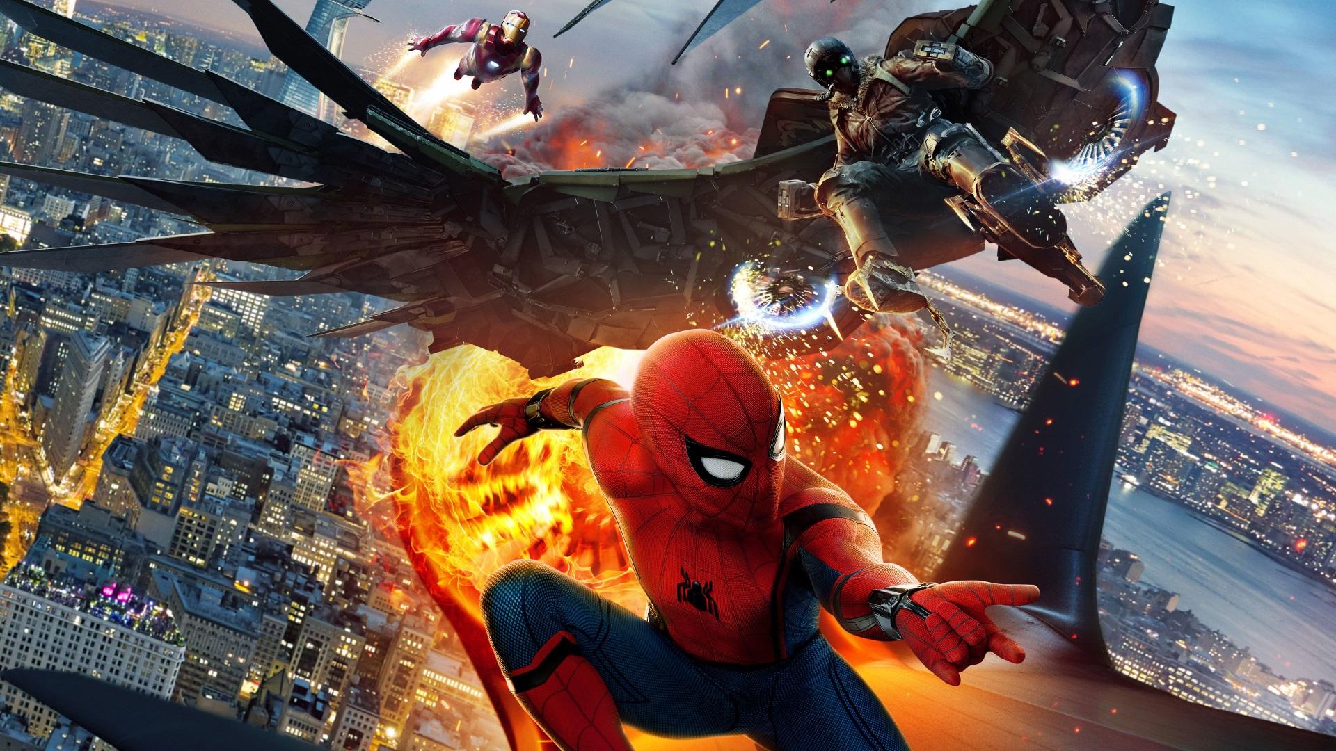Spider-Man Homecoming Stream English