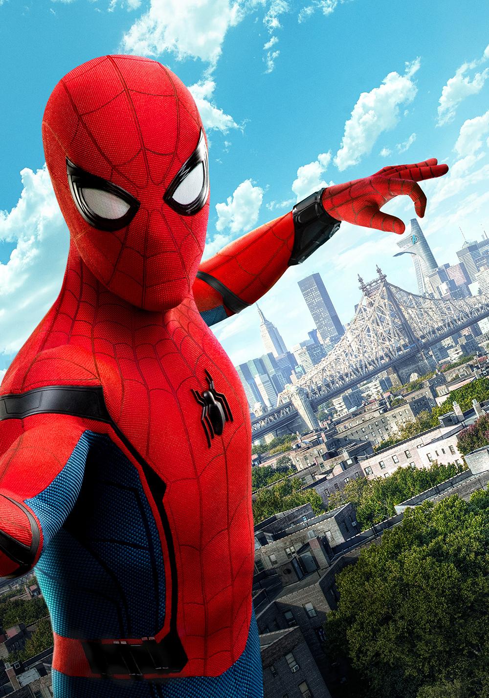 Spider Man Homecoming Full Movie