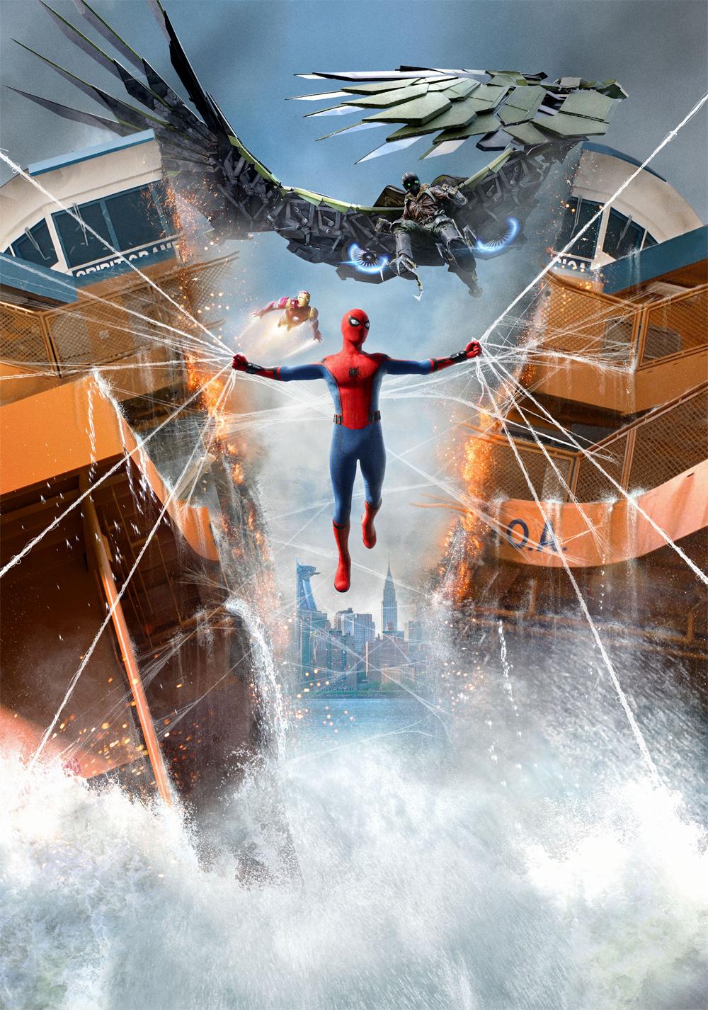 Spiderman Homecoming Full Movie