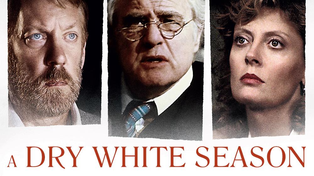 An analysis of a dry white season a film