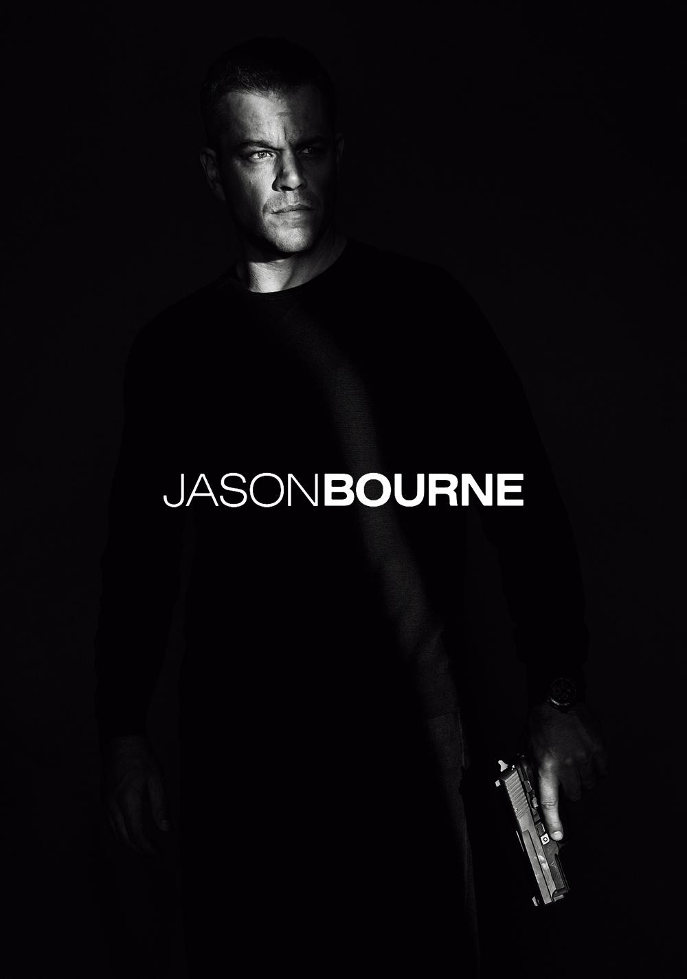Jason Bourne Filmstart