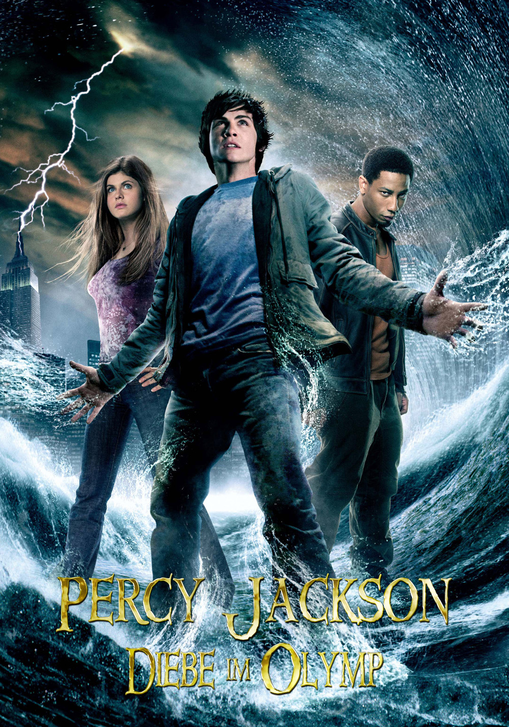 Percy Jackson & the Olympians: The Lightning Thief | Movie ...