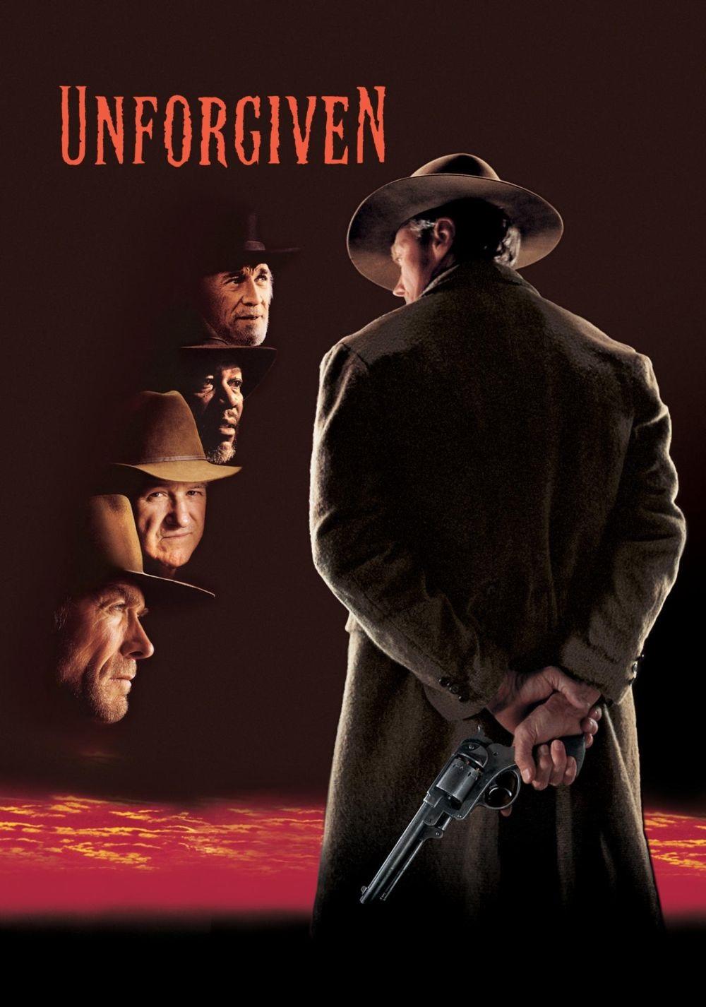 Unforgiven Poster Unforgiven | Movie fan...