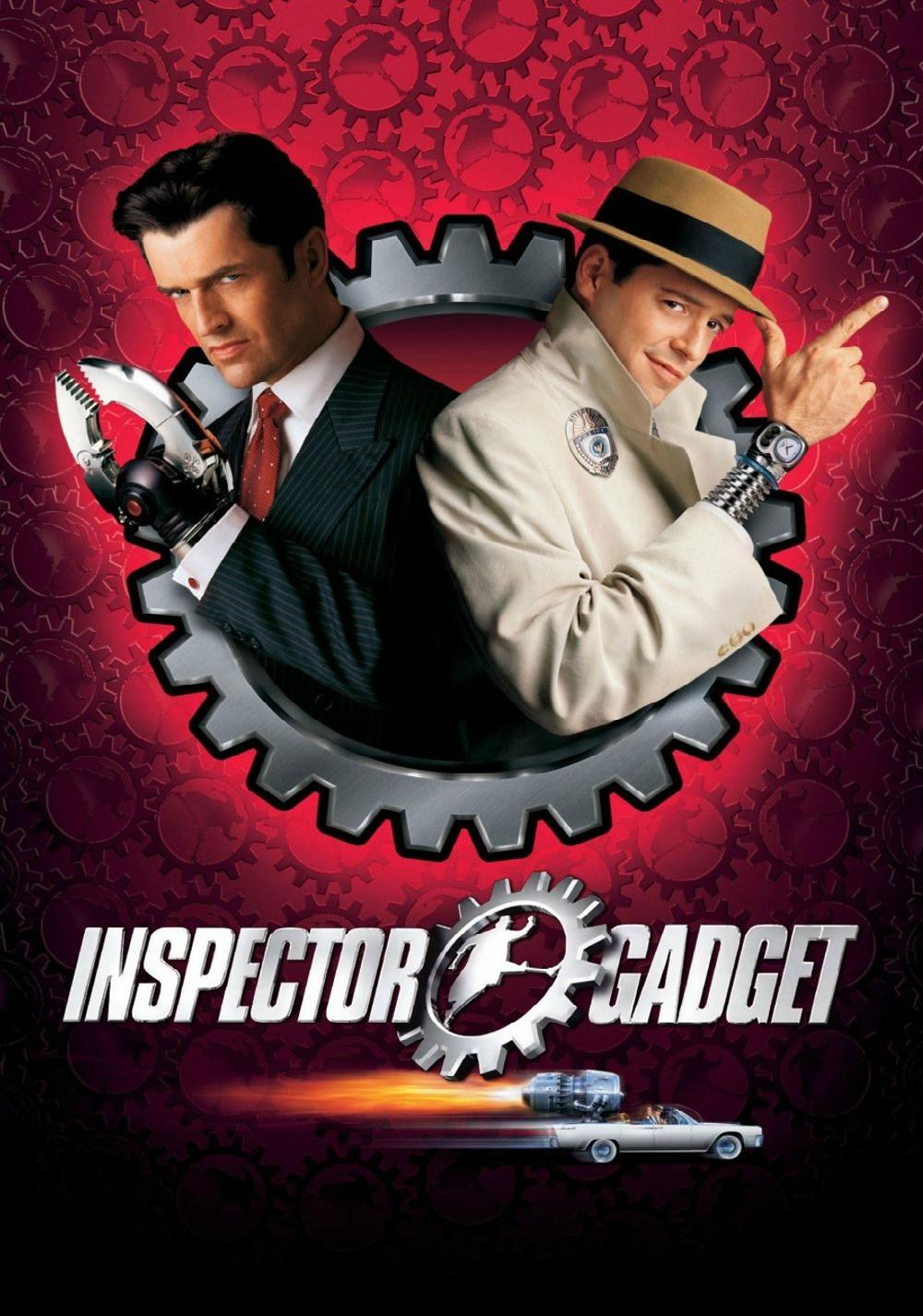Inspector Gadget Movie