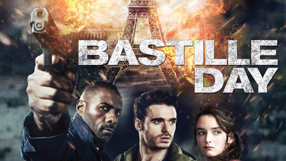 Bastille Day Film