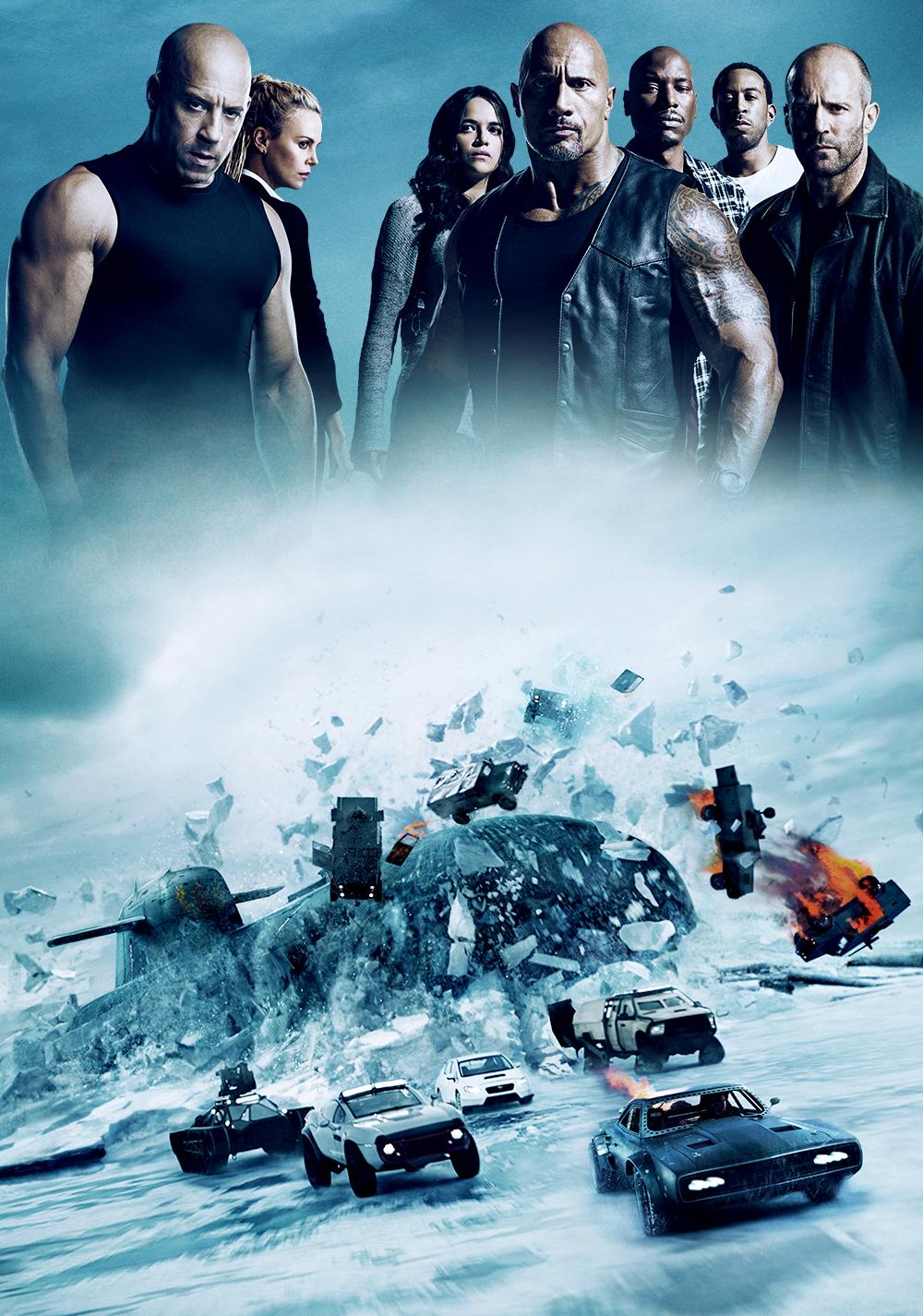 The Fate of the Furious | Movie fanart | fanart.tv