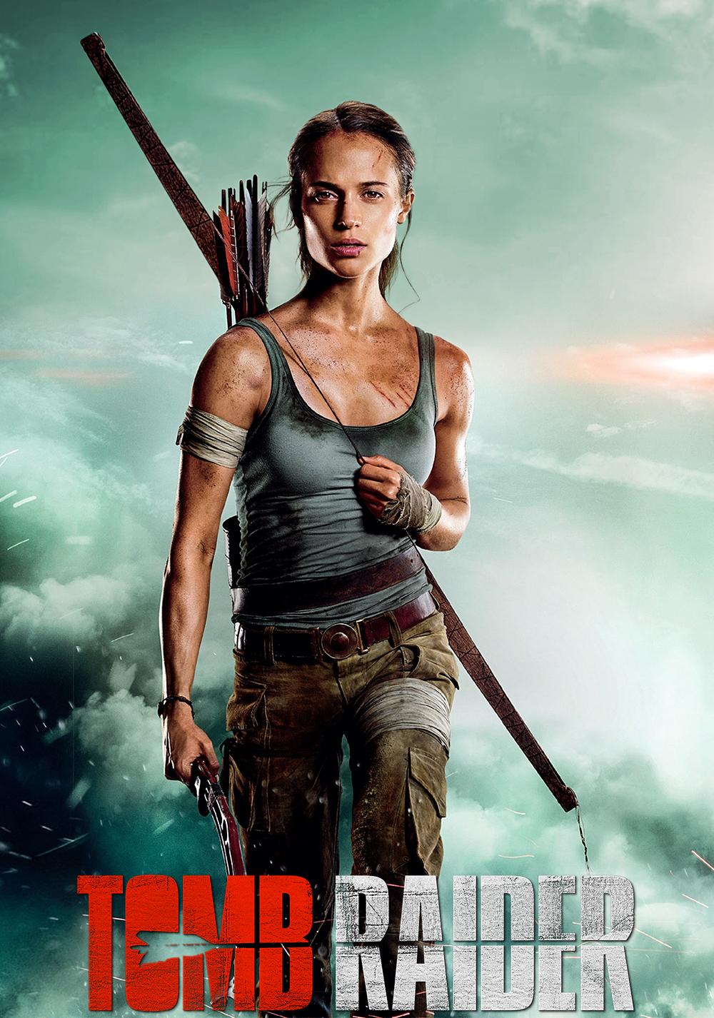 Tomb Raider Movie Fanart Fanart Tv